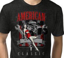 American classic Tri-blend T-Shirt