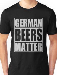 Oktoberfest German Beers Matter T-Shirt