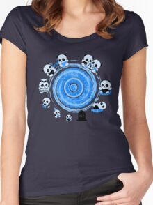 Circle Of Life Women's Fitted Scoop T-Shirt