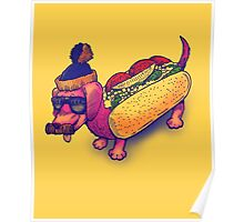 The Chicago Dog Poster