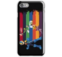 Megaman: Souls of a Hero V2 iPhone Case/Skin