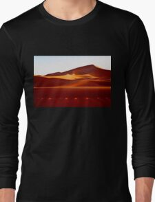 to the largest dune Long Sleeve T-Shirt