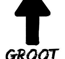 I AM GROOT by firestonegal