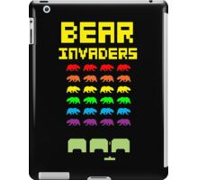 Bear Invaders iPad Case/Skin