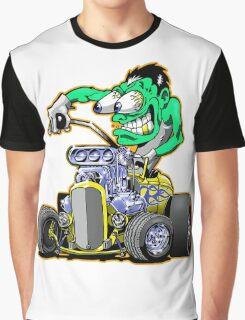 Hot rod Eddie Graphic T-Shirt