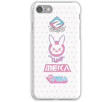 Kawaii Gamer Bunny iPhone Case/Skin