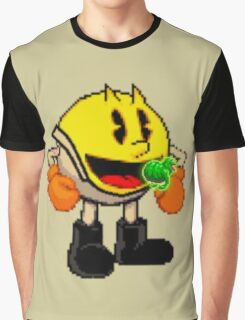 Pac attack Graphic T-Shirt