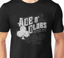 Ace 'O Clubs Unisex T-Shirt