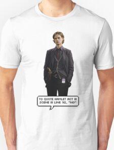 Spencer Reid Criminal Minds Unisex T-Shirt