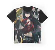 Girl Anime Graphic T-Shirt