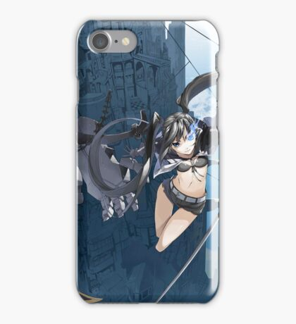 Black Girls Sword iPhone Case/Skin