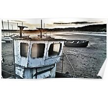 beadnell harbour Poster