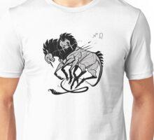 Custom sagittarius-leo-ox DoubleZodiac Unisex T-Shirt