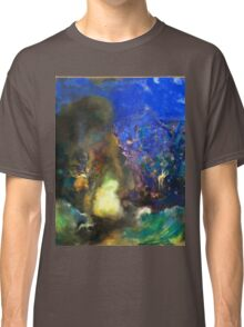 Odilon Redon - Roger And Angelica 1910  Classic T-Shirt