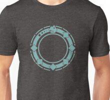Ouroboros - Aztec Style Unisex T-Shirt