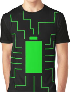 Fully Charged Graphic T-Shirt