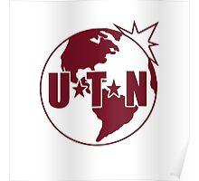 UTN Logo Poster
