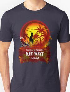 Open Beach Key West Unisex T-Shirt