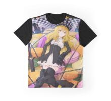 Chariot Anime Graphic T-Shirt