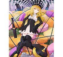 Chariot Anime Photographic Print