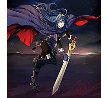 Lucina - Fire Emblem Photographic Print