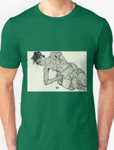 Egon Schiele - Zeichnungen XII (1917)  Unisex T-Shirt