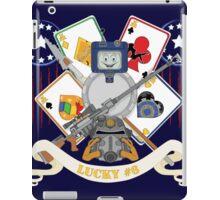 Lucky #6 iPad Case/Skin