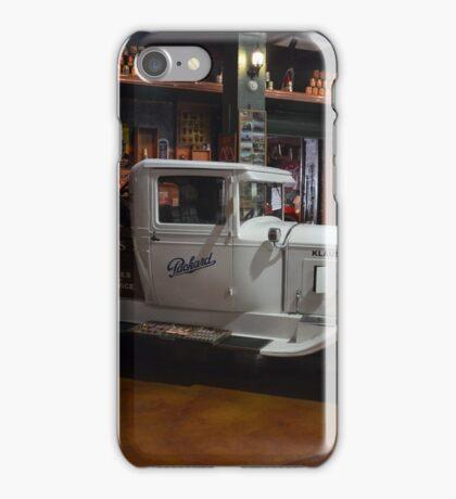 1928  PACKARD TOW TRUCK iPhone Case/Skin