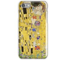 Gustav Klimt - The Kiss 1908 - 1909  iPhone Case/Skin