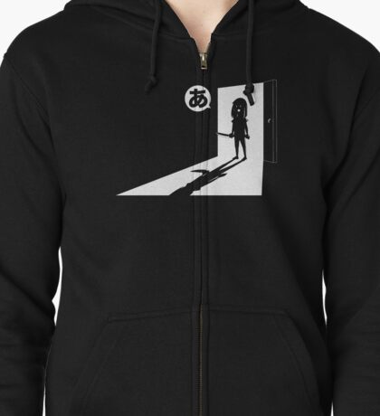Osaka - The Wake Up Call Zipped Hoodie