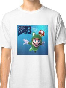 NeveryouMario Classic T-Shirt