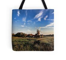 Cley windmill cley next the sea Tote Bag