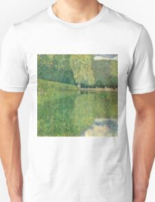 Gustav Klimt - Park Of Schonbrunn Unisex T-Shirt
