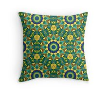 Always a Season for Sunflowers_ReImaged #11 Throw Pillow