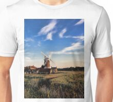 Cley windmill cley next the sea Unisex T-Shirt