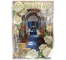 Anvil Hall Poster