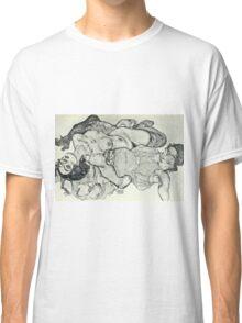 Egon Schiele - Zeichnungen VIII  (1915)  Classic T-Shirt