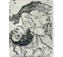 Egon Schiele - Zeichnungen VIII  (1915)  iPad Case/Skin