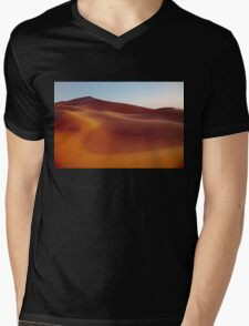 soft shadows Mens V-Neck T-Shirt