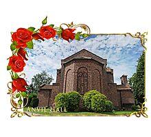 Anvil Hall Rose Photographic Print