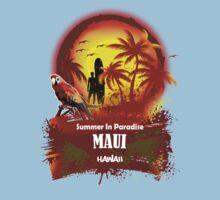 The Best Maui Surfer Spirit by 3vanjava