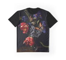Rikard Osterlund's Flowers (Man's Suffering) Graphic T-Shirt
