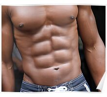 Thats`s a real sixpack !! Poster