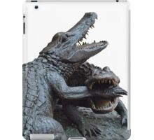 The Chomp Transparent For Customization iPad Case/Skin