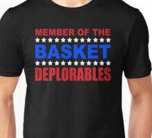 Members Of The Basket Deplorables T-Shirt, Vote Trump Shirt Unisex T-Shirt