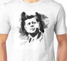 JFK Kennedy Unisex T-Shirt