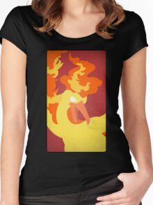 moltres Women's Fitted Scoop T-Shirt