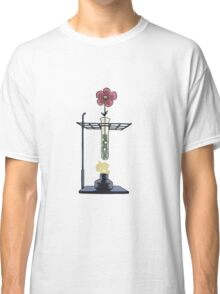Bunsen Burner Flower Pot Classic T-Shirt