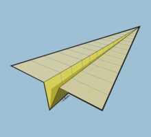 Paper Airplane 10 Kids Clothes