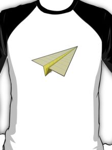 Paper Airplane 10 T-Shirt